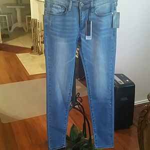 Buffalo size 27 jeans with a sequin pocket